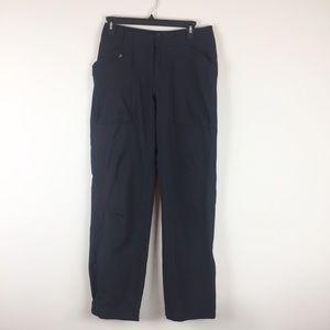 REI UPF 50+ Black Hiking Pants 4